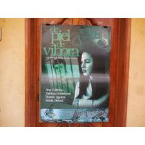 Ana Colchero, De Piel De Vibora, Poster De Cine
