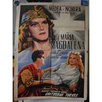 Poster Maria Magdalena Medea De Novara Luis Alcoriza Juanino