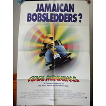 Poster Cool Runnings John Candy Doug E Doug Jon Turteltaub
