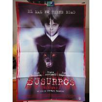 Poster Whisper Hellion El Hijo Del Diablo Susurros M Rooker