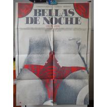 Poster Bellas De Noche Sasha Montenegro Carmen Salinas 1975