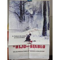 Poster Whisper Hellion El Hijo Del Diablo Michael Rooker