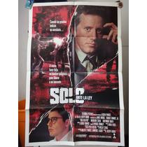 Poster Solo Ante La Ley James Woods Robert Downey Jr 1989
