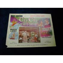 Cri-cri Ignacioi Lopez Tarso Lobby Card Cartel Poster D
