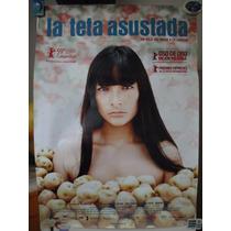 Poster La Teta Asustada Magaly Solier Claudia Llosa 2009
