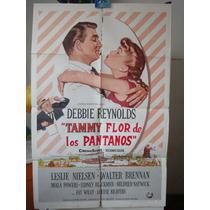 Poster Tammy Debbie Reynolds Walter Brennan Leslie Nielsen
