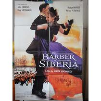 Poster The Barber Of Siberia Julia Osmond Nikita Mikhalkov