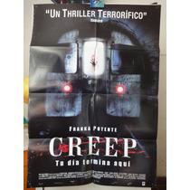 Poster Creep Frank Potente Sean Harris Vas Blackwood 2004