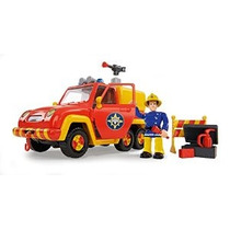 Fireman Sam - Camión De Bomberos Venus [amazon Exclusive]