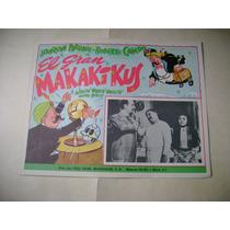El Gran Makakikus Joaquin Pardave Lobby Card Cartel Poster