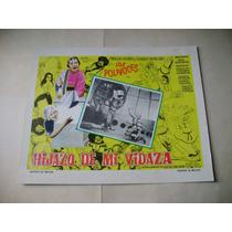 Hijazo De Mi Vidaza Los Polivoces Lobby Card Cartel Poster A