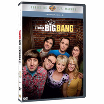 La Teoria Del Big Bang Paquete 8 Temporadas , Serie Tv Dvd