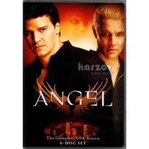 Angel Temporada 5 Final Accion Fantasia Importacion Dvd