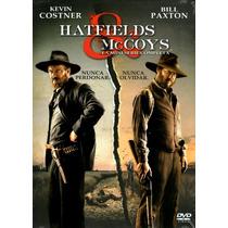 Dvd Hatfields & Mccoys 2012 Miniserie - Kevin Reynolds