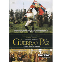 La Guerra Y Paz. The War & The Peace Serie De Tv En Dvd