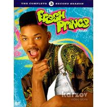 El Principe Del Rap En Bel-air Temporada 2 Importacion Dvd