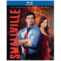 Smallville Temporada 8 En Blu-ray Importada