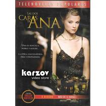 Las Dos Caras De Ana, La Telenovela Importada En Dvd