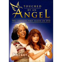 Touched By An Angel, El Toque De Un Angel, Temporada 1, Dvd