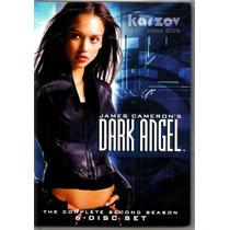 Dark Angel Temporada 2 Dos Tv Accion Sci-fi Importacion Dvd