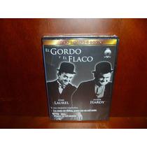 Pelicula Dvd El Gordo Y El Flaco Negra Es Mi Suerte