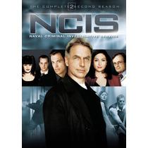 Ncis Criminologia Naval, Temporada 2 Dos Importacion, Dvd