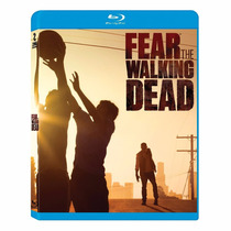 Fear The Walking Dead Primera Temporada 1 Uno Serie Blu-ray