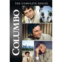 Columbo La Serie Completa Importada Boxset En Dvd