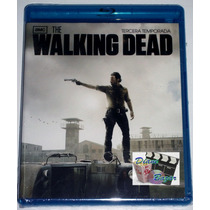 Blu-ray The Walking Dead Temporada 3, Completa!! Op4