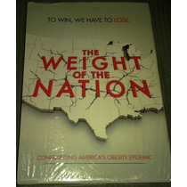 The Weight Of The Nation De Hbo Dvd Documental De Obesidad