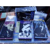 Vhs Original Pelicula Trilogia De Star Wars De Coleccion