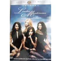Lindas Mentirosas Pretty Little Liars Temporada 1 En Dvd