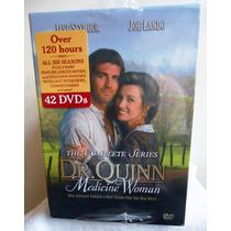 Dr. Quinn, La Mujer Que Cura. La Serie Completa En Dvd