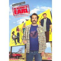 Mi Nombre Es Earl Temporada 4, Cuatro. Serie De Tv En Dvd