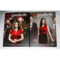The Goodwife, Paquete Temporadas 1 Y 2, Serie De Tv En Dvd
