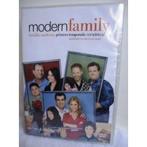 Modern Family, Temporada 1, Uno. Serie De Tv En Formato Dvd