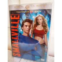 Smallville Temporada 7, Serie De Tv En Formato Dvd