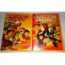 Justicia Joven Temporada 1, Uno. Serie De Tv En Dvd