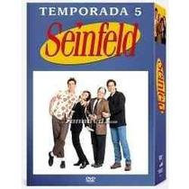 Seinfeld Boxset Nuevo,sellado Temporada 5 Casi Descontinuada