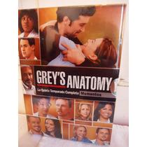 Grey´s Anatomy Quinta Temporada Completa Serie De Tv En Dvd