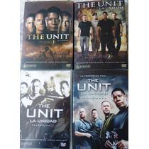 Paquete The Unit. La Serie Completa En Dvd Temporadas: 1-4