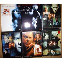 24 Temporadas 1 A 6 Dvd