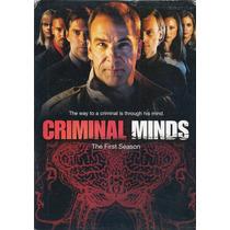 Criminal Minds . Mentes Criminales Temporada 1 Uno En Dvd