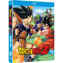 Dragon Ball Z Temporada 1 Uno Importada Anime En Blu-ray