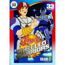 Jayce Y Los Guerreros Rodantes Volumen 2 Serie Animada Dvd