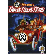 Cazafantasmas Volumen 1 Uno , Ghostbusters Serie Tv En Dvd