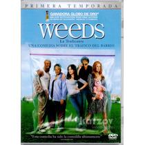 Weeds La Traficante Primera Temporada 1 Uno Comedia Dvd