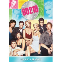 Beverlly Hills 90210 Temporada 5 Cinco , Serie De Tv En Dvd