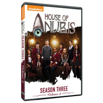 House Of Anubis Temporada 3 Volumen 2 Serie De Tv En Dvd