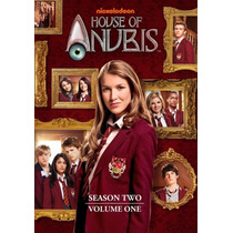 House Of Anubis Temporada 2 Volumen 1 Serie De Tv En Dvd